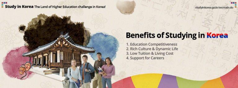 Chương trình Học bổng Cao học của Chính phủ Hàn Quốc GKS năm học 2020