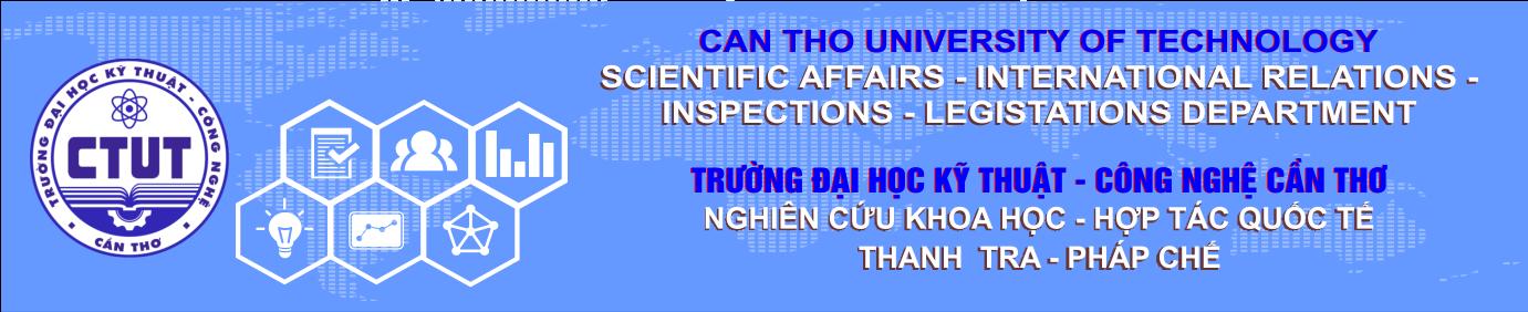 Phòng Nghiên cứu khoa học – Hợp tác quốc tế – Thanh tra – Pháp chế