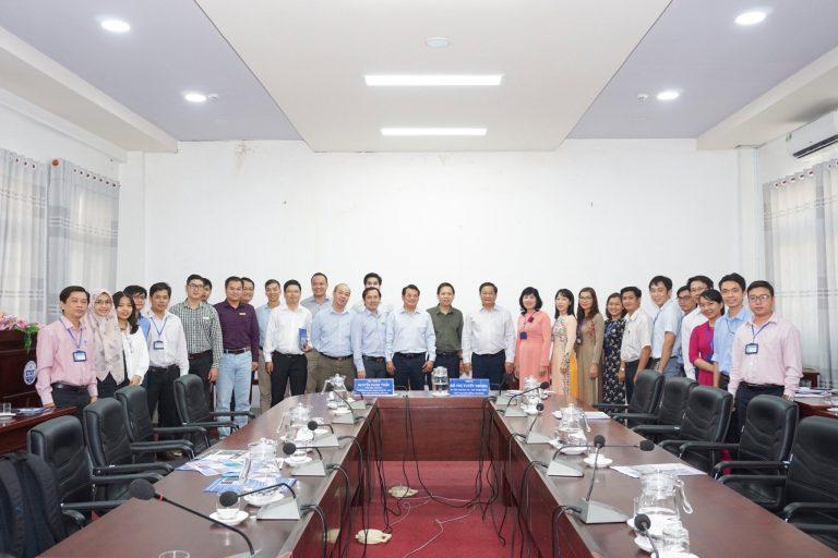 Tiếp đón và làm việc với Trường Đại học Bách Khoa – Đại học Quốc gia Thành phố Hồ Chí Minh
